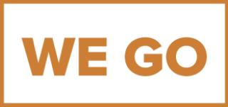 We Go logo