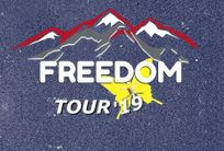 Freedom tour logo