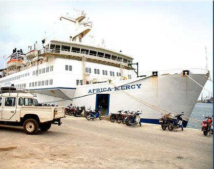 mercy ships africa mercy