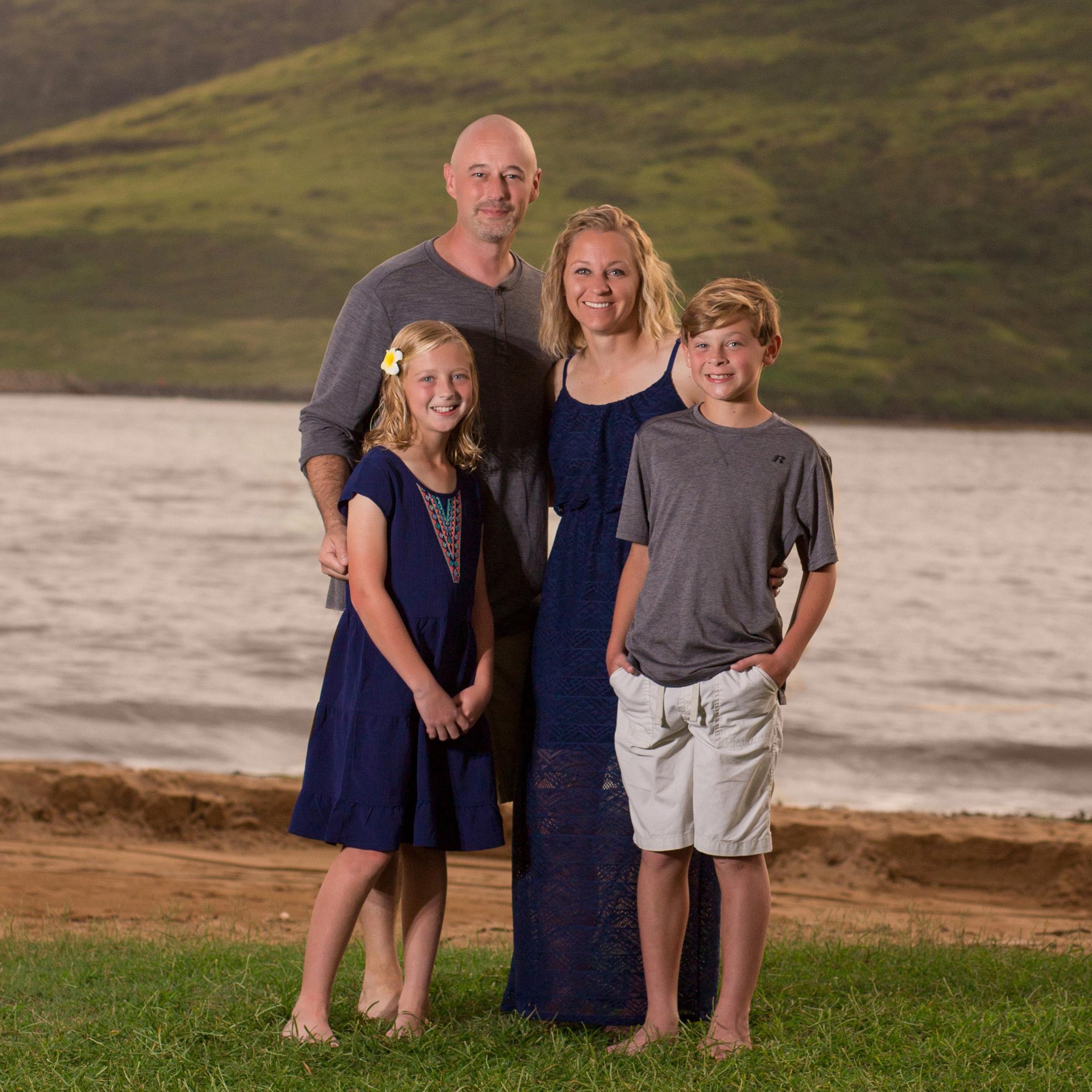 Van Pelt Family para AGWM